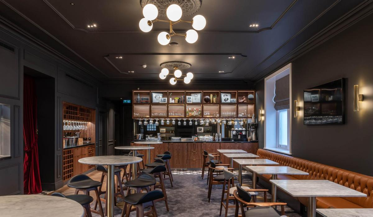 Fulham FC | Banquette Seating | Private Bar